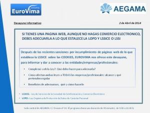 Presentacion EUROVIMA_Desayuno AEGAMA_2_abril_2014