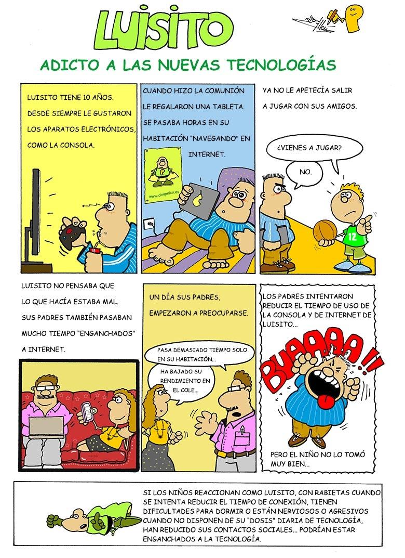 LUISITO - Un caso de adicción a las nuevas tecnologías - Don Psico