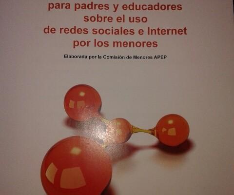 Presentación de la Guía de Menores APEP para padres y educadores | Asesoría Protección de Datos |Madrid