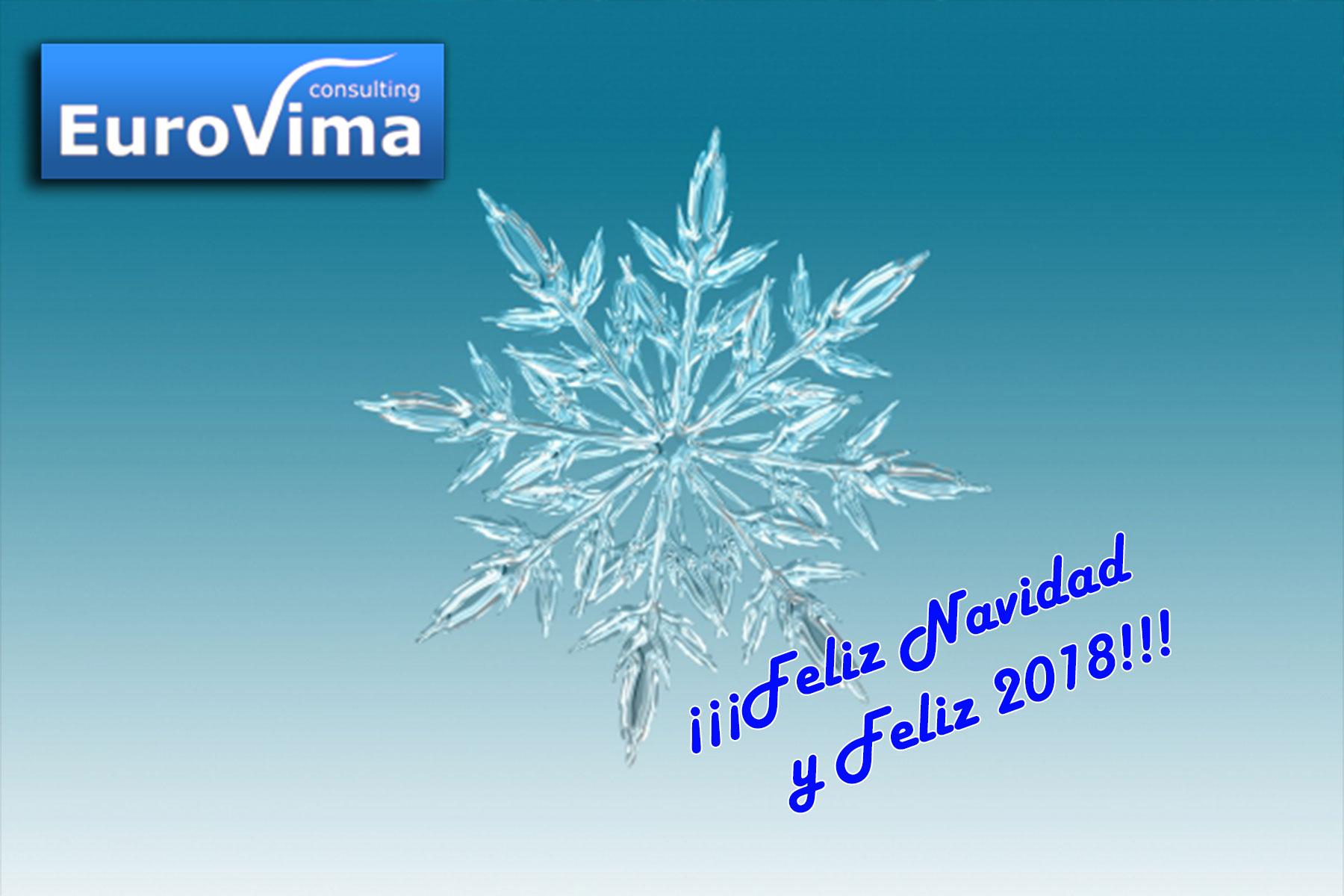 Otro año más, desearos Feliz Navidad y Feliz Privacidad 2018 | Eurovima Consulting S,L.